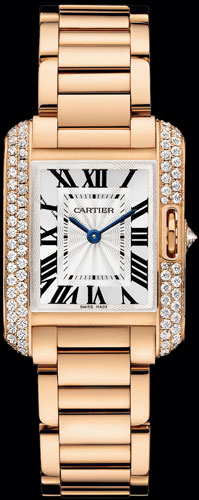 часы Cartier Tank Anglaise Small Model