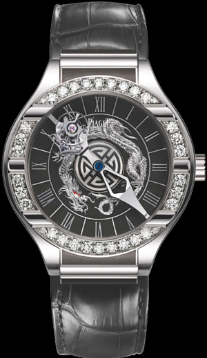 часы Piaget Polo Tourbillon Relatif Dragon Piece Unique (Ref. GOA36545)