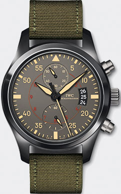 часы Pilot's Watch Chronograph TOP GUN Miramar (Ref. IW388002)