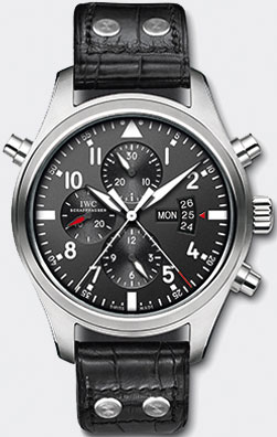 ���� Pilot's Watch Double Chronograph (Ref: 377801)