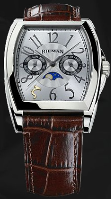 часы Bernhard Day-Date Moon Phase