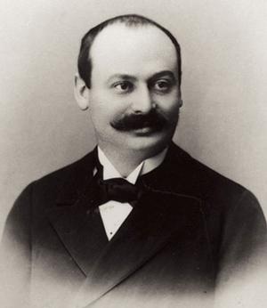 основатель компании «Movado» - Ахилл Дитисхайм