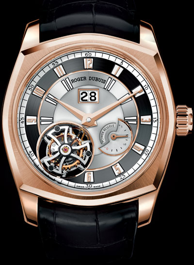 часы La Monégasque Flying Tourbillon