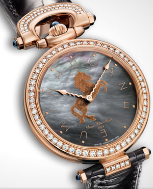 часы Bovet Art (ref. Feurier 39 Gold Hourse)