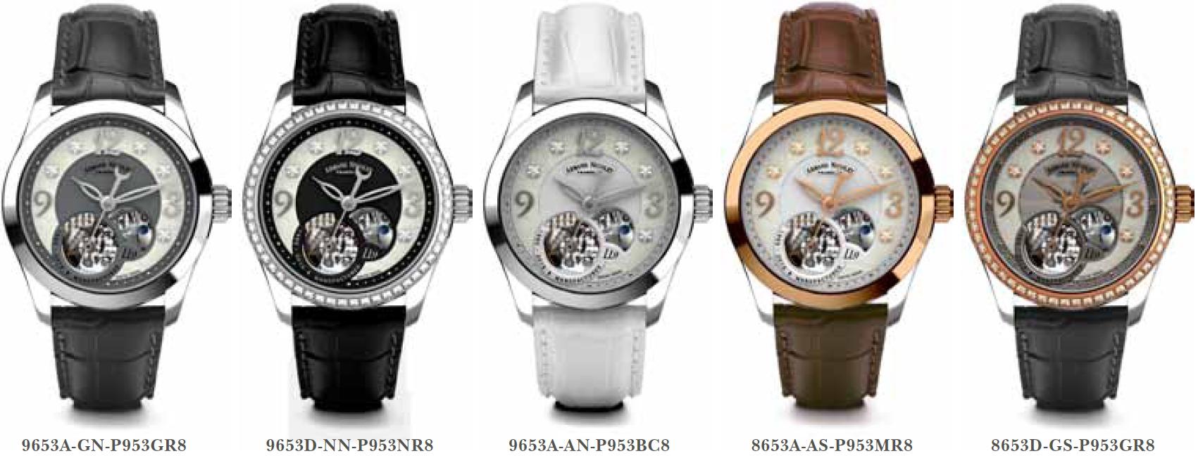 Часы Armand Nicolet 9653A-GN-P953GR8 Часы Essence ES-6424FE.230