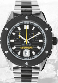 часы Caterpillar Shockmaster