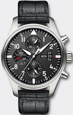 часы Pilot's Watch Chronograph Ref: 377701