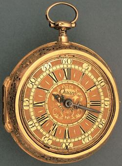 часы Daniel Quare
