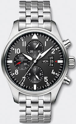 часы Pilot's Watch Chronograph Ref: 377704