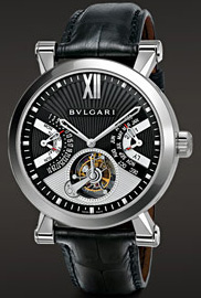 Вот уже на протяжении трех поколений часы Bulgari