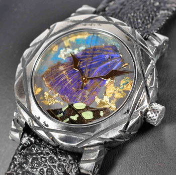 часы Artya 1/1 Tropical Butterfly
