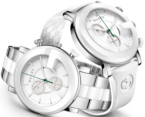 часы G-Chrono Ceramic (ref. YA101345 and ref. YA101346)