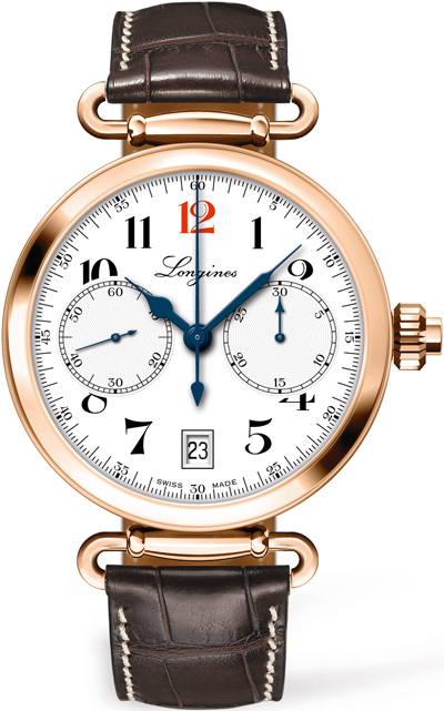 часы Column-Wheel Single Push-Piece Chronograph 180th Anniversary Limited Edition