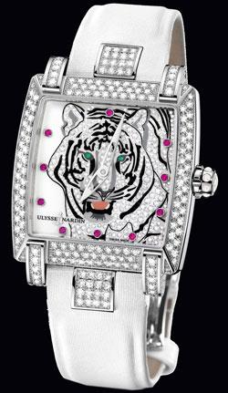 Женские часы тигр