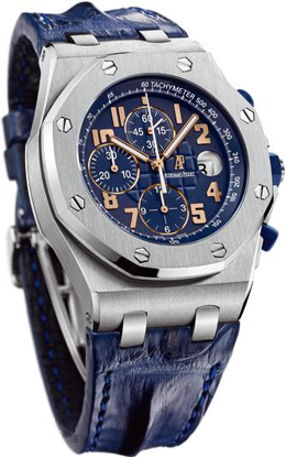 часы Audemars Piguet Royal Oak Offshore Pride of Argentina (Ref. 26365IS.OO.D305CR.01)