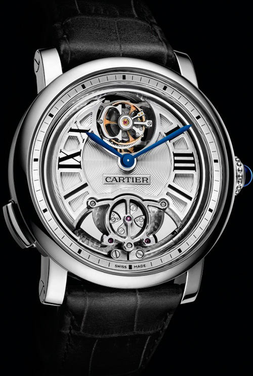 ���� Rotonde de Cartier Minute Repeater Flying Tourbillon �� Cartier