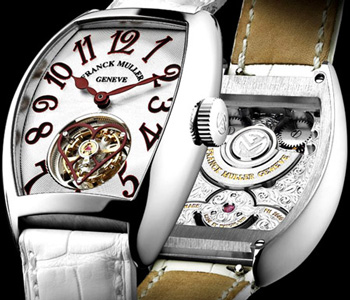 часы Franck Muller Tourbillon Lady Automatic