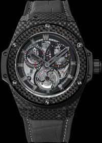 часы Hublot King Power Minute Repeater Chrono Tourbillon