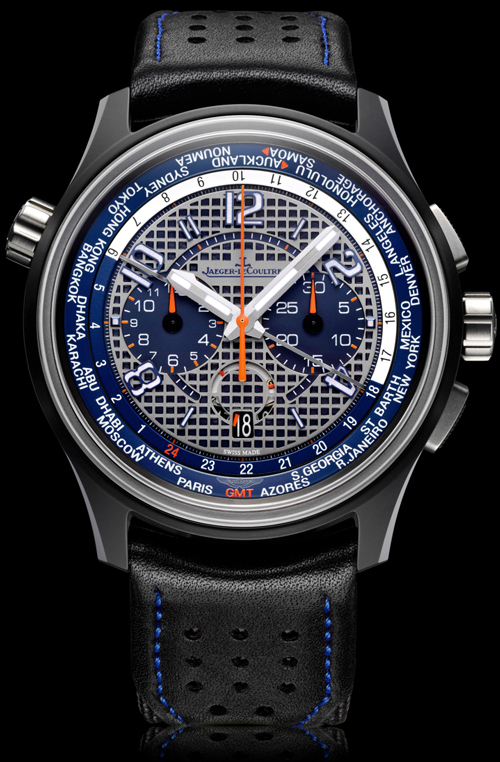 часы AMVOX 5 World Chronograph LMP1 от Jaeger-LeCoultre