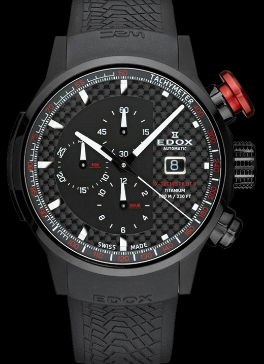 модель X-treme Pilot II Limited Edition от компании Edox