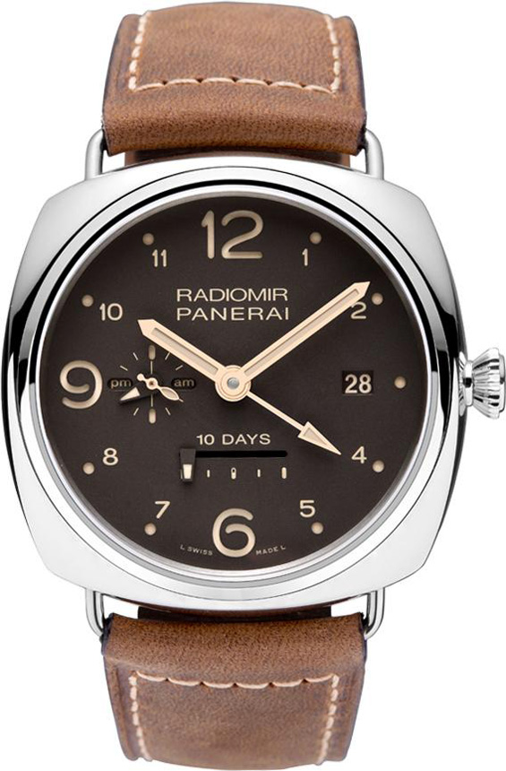 часы Radiomir 10 Days GMT PAM 391 от Officine Panerai