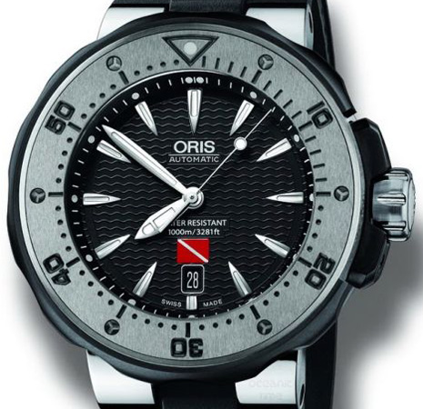 дайверские часы ProDiver Kittiwake Limited Edition 1000M Diver от Oris