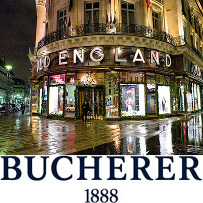 ����������� ������ Bucherer ������� ������� ������� � Old England