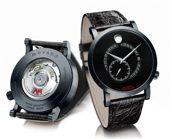 часы Red Label Calendomatic от Movado