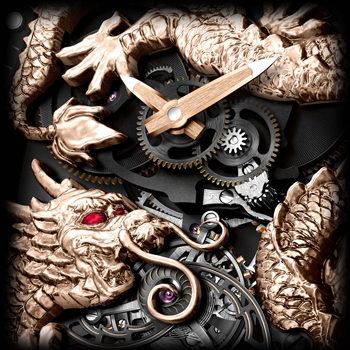 часы Richard Mille RM 057 Dragon-Jackie Chan Tourbillon