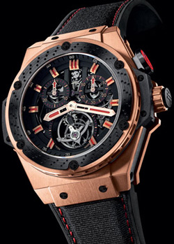 часы Hublot F1тм Кing Power Tourbillon
