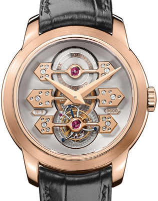 часы Tourbillon with Three Gold Bridges limited editions (Ref. 99193-52-001-BA6A)