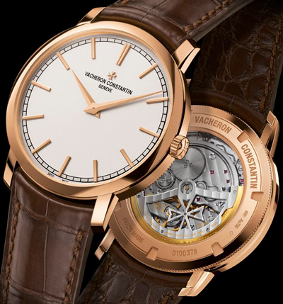 часы Patrimony Traditionnelle Self-Winding (Ref. 43075/000R-9737)