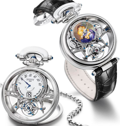 часы Virtuoso Tourbillon от Bovet