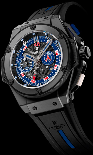 Часы King Power Paris Saint-Germain от Hublot
