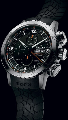 Часы Edox Chronorally