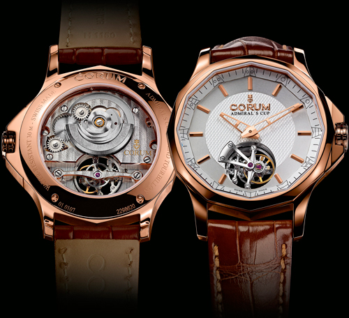 часы Admiral's Cup Legend 42 Tourbillon Micro-Rotor
