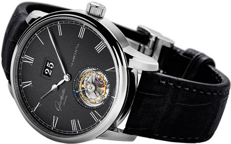 Часы Senator Tourbillon от Glashutte Original
