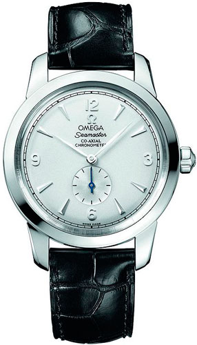 часы Omega Seamaster 1948 Co-Axial London 2012