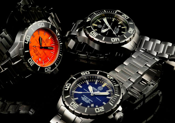 часы Daynight Recon T100 Tritium