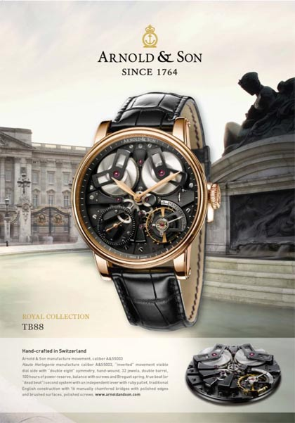 часы Royal Collection TB88