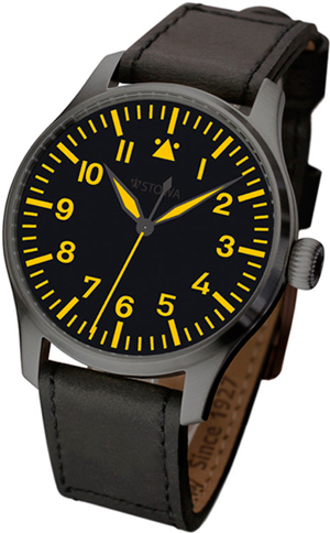 Часы Flieger Black Forest Edition 1 от Stowa