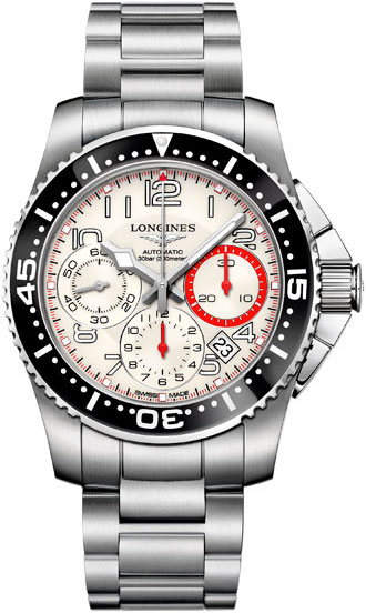 Часы Longines HydroConquest Chronographs (Ref. L3.696.4.13.6)