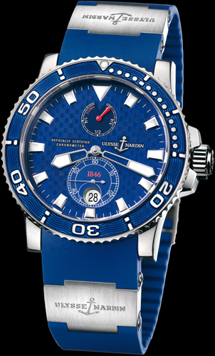 Maxi Marine Diver Limited Edition (Ref. 260-32-3A)