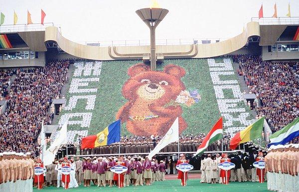 Олимпийские игры москва 1980 видео