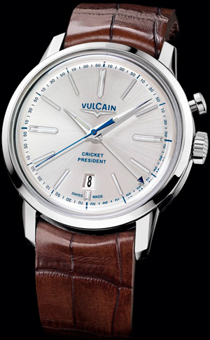 Часы Vulcain 50s Presidents' Watch «Edition France» (Ref. 160151.323L)