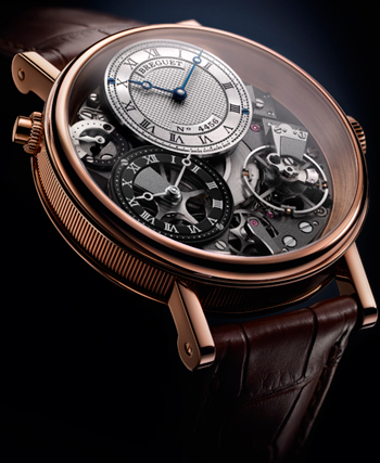���� Tradition 7067 GMT �� Breguet