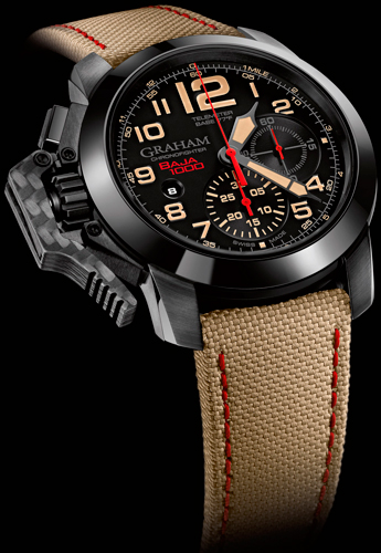 часы Chronofighter Oversize Score Baja 1000