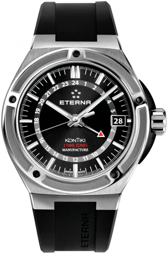 Часы Eterna Royal Kontiki Two Zones