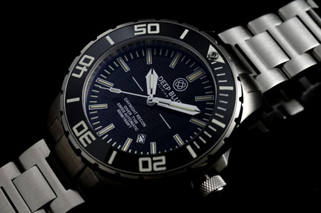 часы Deep Blue Watches Daynight Recon T-100 Diver