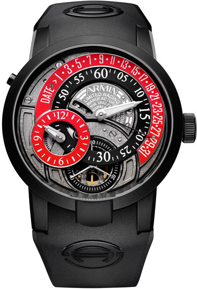 часы Armin Racing Regulator